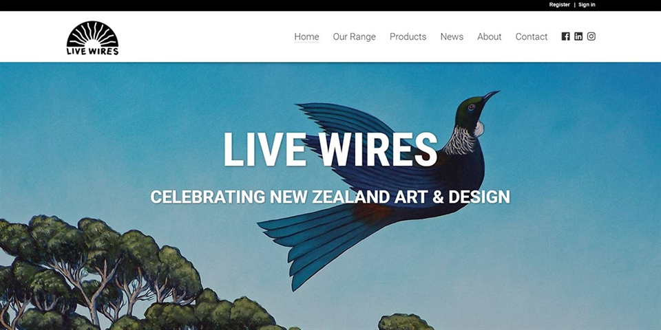 Tips & tricks for using the Live Wires website.