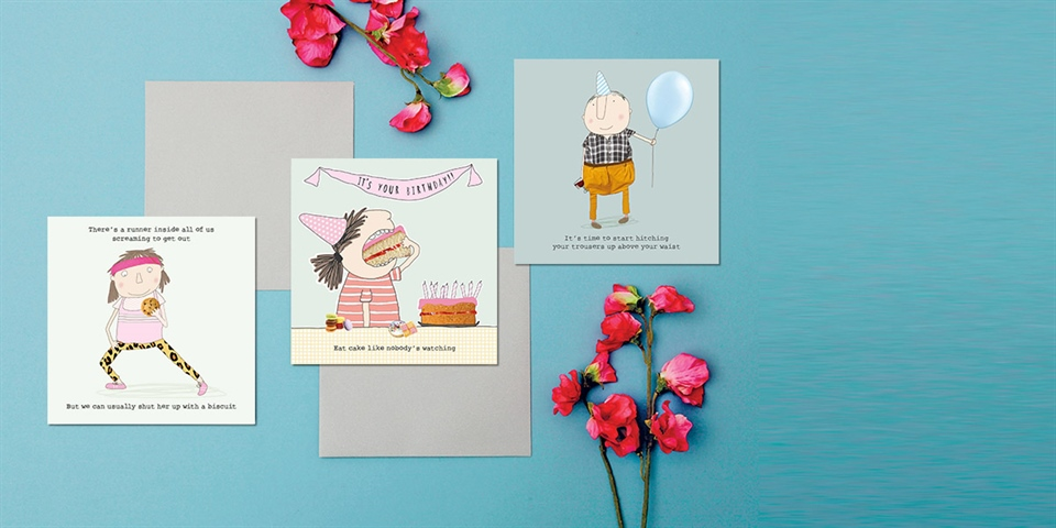 Rosie Made a Thing A New UK card range