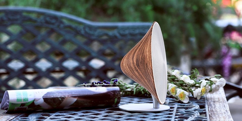 New from Gingko Technology - Bluetooth Speakers & Book Lights
