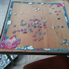 Robyns jigsaw - no picture or box lid to follow